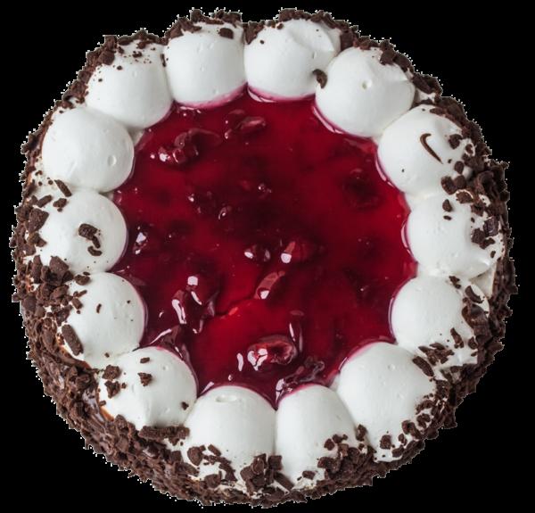 Торт «Медова ягідка»