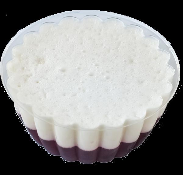 Желе «Молочно-вишневе»